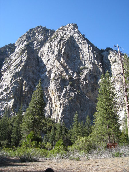 North Mountain.
