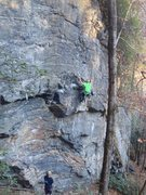 Rock Climbing Photo: Crown Royal