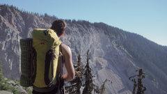 Rock Climbing Photo: Garibaldi Lake