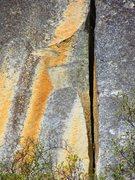 Rock Climbing Photo: The Bin. [Dan McDevitt  photo]