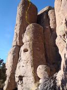 Rock Climbing Photo: Mustache Mayhem