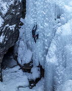 Rock Climbing Photo: Ouray Ice Park