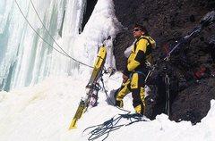 Rock Climbing Photo: Alex Lowe
