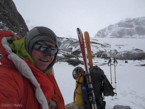 Rock Climbing Photo: Colin Haley