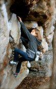 Rock Climbing Photo: Stonefort 2013