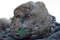 Rock Climbing Photo: Arch Drude Left