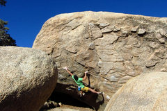 Rock Climbing Photo: The Greatest Imperfection