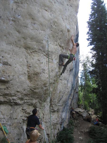 Rock Climbing Photo: Chris hirsch The real fa photos