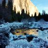 El Cap in winter