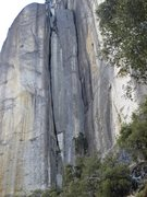 Rock Climbing Photo: Crack Of Doom ( left) and Despair (right)