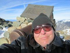 Rock Climbing Photo: At summit