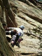 Rock Climbing Photo: Global Village, Red River Gorge KY