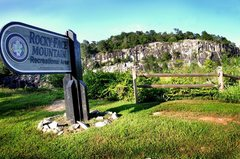 Rock Climbing Photo: Park entrance.
