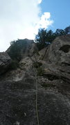 Rock Climbing Photo: 2 P