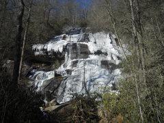 Rock Climbing Photo: another shot