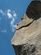 Rock Climbing Photo: Carson-Kodas Arete.  Photo credit ?