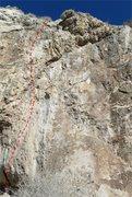 Rock Climbing Photo: Nemesis.
