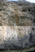 Rock Climbing Photo: The melting wall
