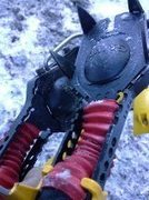 Rock Climbing Photo: Cracked Anti-botts