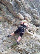 Rock Climbing Photo: Climbing in Texas