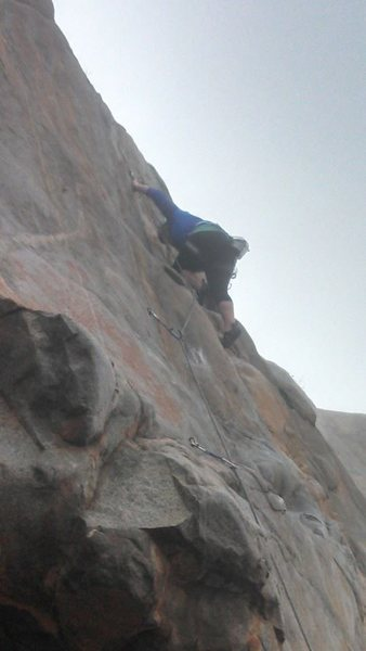 5.8 lead at Mission Gorge