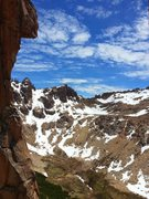 Rock Climbing Photo: View from Aguja M2 Summit