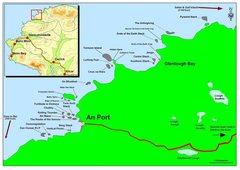 Rock Climbing Photo: An Port Donegal
