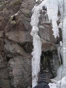 Rock Climbing Photo: A wee bit fragile.