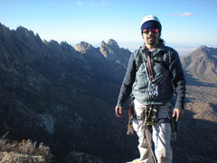 Rock Climbing Photo: Last 2013 summit, called it a great day :) (Dec 14...