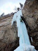 Rock Climbing Photo: Stone Free. Jan. 10, 2014.  Photo: Nate Erickson.