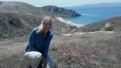Rock Climbing Photo: Santa Cruz, Channel Islands