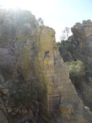 Dragons Arete, Prison Camp, Mount Lemon