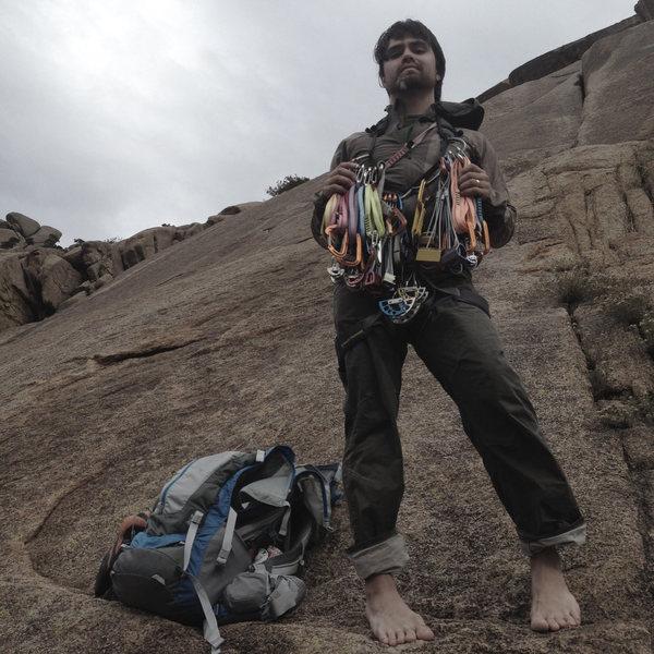 Rock Climbing Photo: WMWR 2013