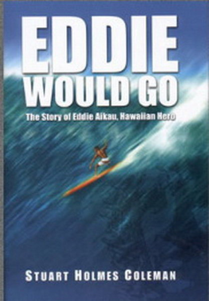 """The Eddie"" big wave contest at Waimea Bay just might go off this Friday!"