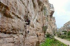 Rock Climbing Photo: Bolts!