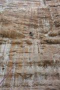 Rock Climbing Photo: La luna de Shutco