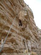Rock Climbing Photo: That's a hueco!