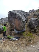 Rock Climbing Photo: Blang