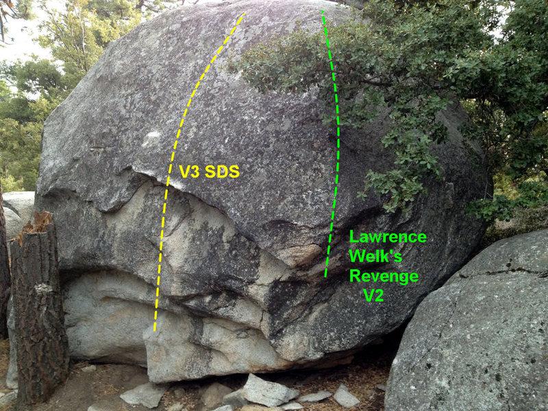 End of Boulder K