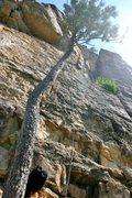 Rock Climbing Photo: Sorum