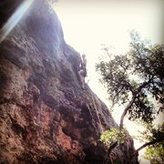 Rock Climbing Photo: Reimer's