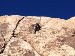 Rock Climbing Photo: Rhythm of the Heat