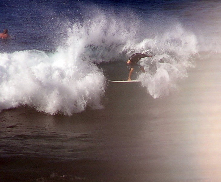 John John Florence<br> Photo: Olaf Mitchell<br>