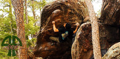 Rock Climbing Photo: Valhalla V7