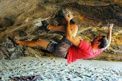 Rock Climbing Photo: Paper Boy
