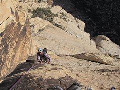 Rock Climbing Photo: Matthew Clausen, p2