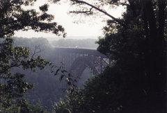 Rock Climbing Photo: New River Gorge bridge, West Virginia