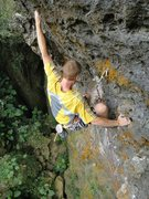 Rock Climbing Photo: 5.10c/d