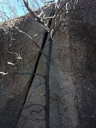 Rock Climbing Photo: Little Bishop