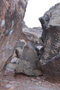 Rock Climbing Photo: Photo Credit Kathryn Hecht.